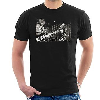 Joy Division Closeup Bowdon Vale Youth Club T-Shirt homme