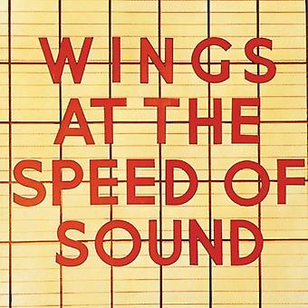 McCartney*Paul & Wings - At the Speed of Sound [CD] USA import