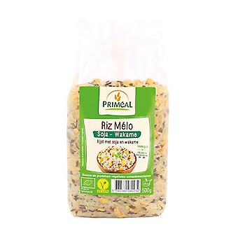 Mixed soy rice - wakame 500 g