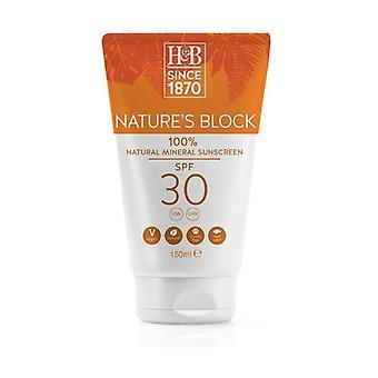 High protection sunscreen SPF 30 50 ml of cream