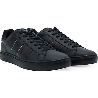 Paul Smith Rex Contrast Stitch Trainers