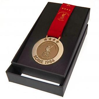 ليفربول روما 84 ميدالية النسخة المتماثلة