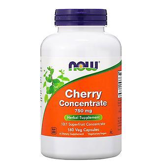 Ora Alimenti, Cherry Concentrate, 750 mg, 180 Veg Capsule