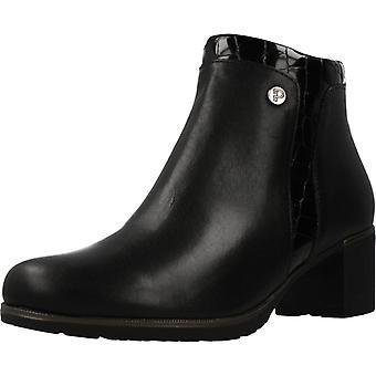 Pitillos Booties 6338p Color Black