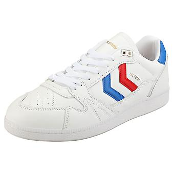 hummel Hb Team Ogc Mens Casual Trainers in White