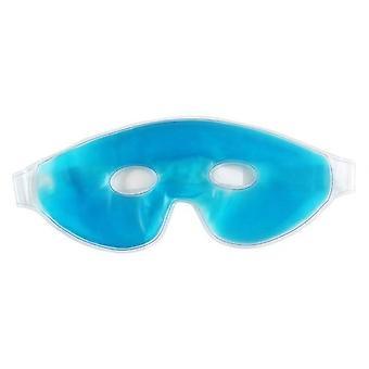 Koeling Ice Eye Masker voor vermoeidheid relief verwijderen donkere kringen, slaap gel eye pad