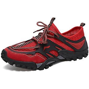 ميككارا للجنسين المشي لمسافات طويلة أحذية a9333
