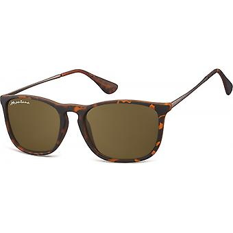 Sunglasses Unisex Brown (S34F)