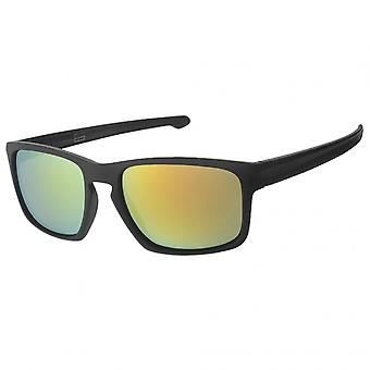 Sunglasses Unisex sport A70150 14.5 cm black/yellow