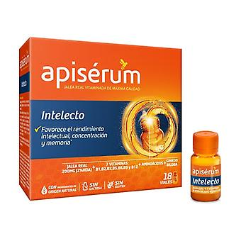 Apiserum Intellect 18 injektiopulloa