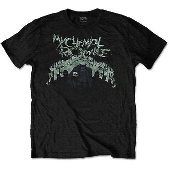 My Chemical Romance Knight Procession Official Tee T-Shirt Unisex