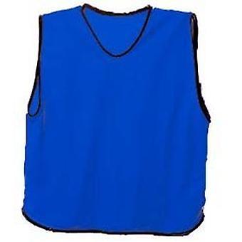 Siatki Bib - niebieski