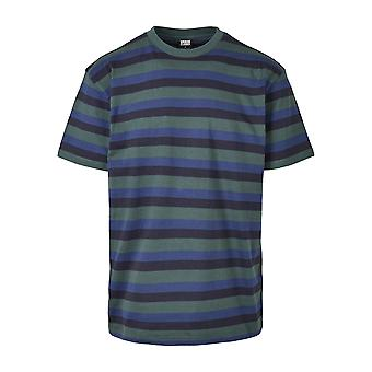 Urban Classics Men's T-Shirt College Stripe