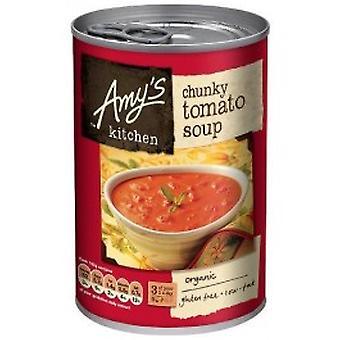 Amys - paksu tomaattikeitto