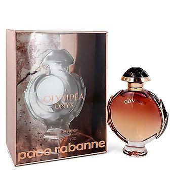 Olympea onyx eau de parfum spray sammler edition von paco rabanne 551972 80 ml