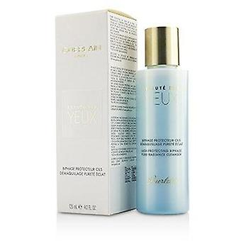 Pure Radiance Cleanser - Beaute Des Yuex Lash-Protecting Biphase Eye Make-Up Remover 125ml or 4oz