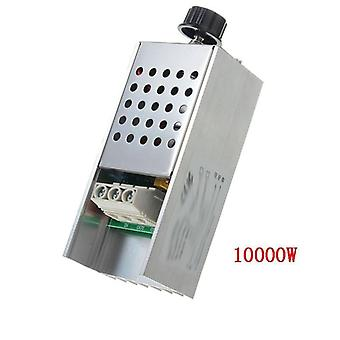 10000w 25a Speed Controller High Power Scr Spænding Regulator Dimmer Switch Hastighed TemperaturKontrol Termostat Ac 110v 220v