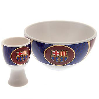 FC Barcelona Unisex Adult Breakfast Set