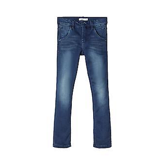 Namn-it Boys Jeans Byxor Classic Dark XSL/ XSL