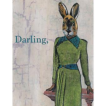 دارلينج فانسي أرنب بطاقة