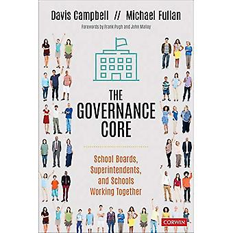 The Governance Core: School� Boards, Superintendents, and Schools Working Together