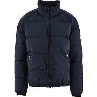 Pyrenex Navy Vintage Mythic Soft Down Jacket