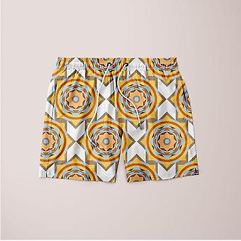Graphic pattern (5) shorts