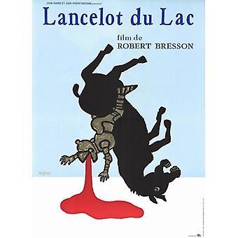 Poster do filme Lancelot du Lac (11 x 17)