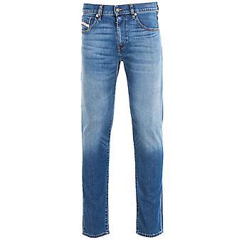 Diesel D-Strukt Light Blue Slim Fit Jeans