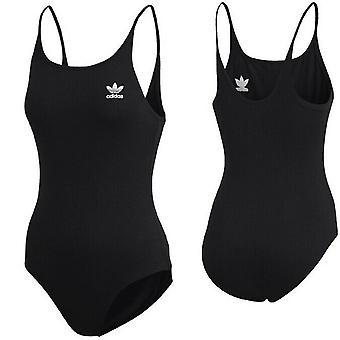 Adidas Originals Styling Complimente Bodysuit Femei One Piece Vest Negru DW3902