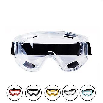 Transparente Schutz-Anti-Splash-Arbeitsschutzbrille
