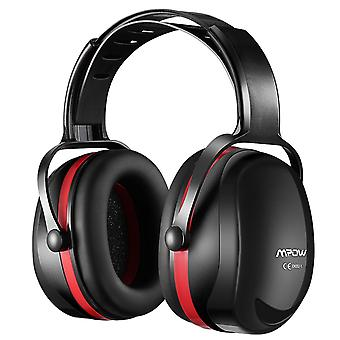 Mpow 044 ear defenders adult with carrying bag, snr 36db noise reduction ear protectors with adjusta