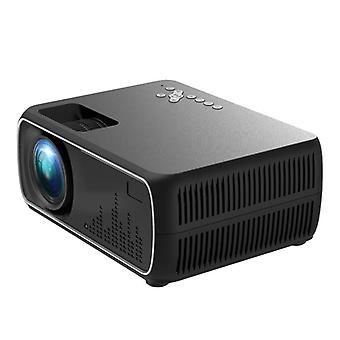 A20 LCD Mini Projecteur 2200 Lumens 800*480P Résolution 2000:1 Contraste Ratio Basic Version Projector