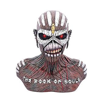 Iron Maiden The Book of Souls Bust Box