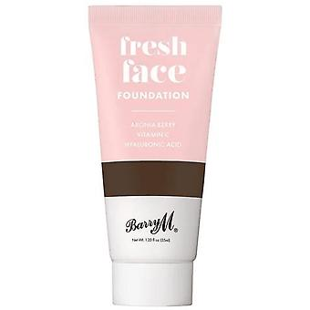 Barry M Fresh Face Liquid Foundation - Ombra 20
