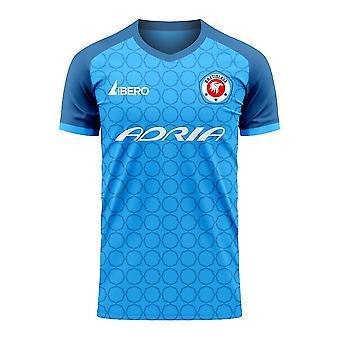 Slovan Bratislava 2020-2021 Home Concept Shirt (Libero) - Adult Long Sleeve