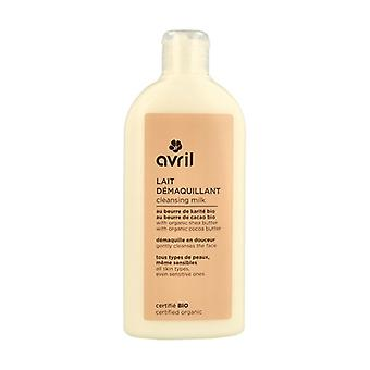 Organic cleansing milk 250 ml