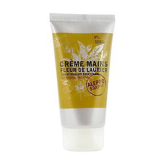 Hand Cream Laurel Flower with Organic Laurel Oil 75 ml of cream
