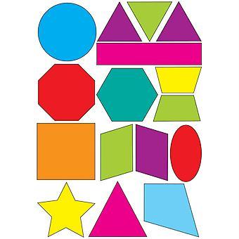 Magneti, forme math die-cut