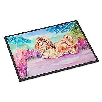 Caroline's Treasures 7136JMAT Shih Tzu Indoor or Outdoor Doormat, 24 x 36, Multicolor