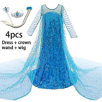 Prinsesse kjoler til ( Sæt 2)