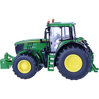Britains 1:32 John Deere 6195M Tractor Toy, Collectable Farm Set Toy Tractors for Children