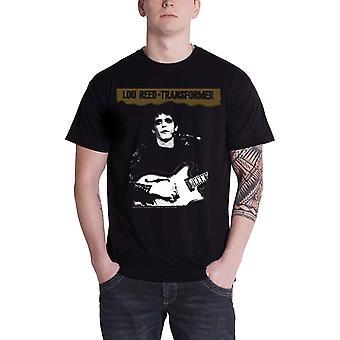 Lou Reed Transformer Official Mens New Black T Shirt