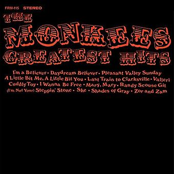 Monkees - Greatest Hits [Vinyl] USA import