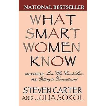 スマート女性が知っています。