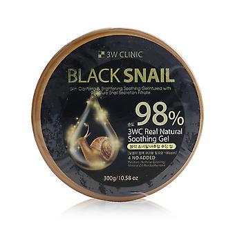 98% Musta etana luonnollinen rauhoittava geeli 261450 300g / 10,58oz
