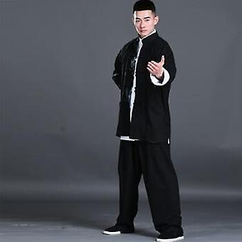 Bruce Lee Vintage Chinese Wing Chun Kung Fu Uniform, Martial Arts Suits,