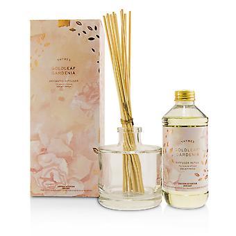 Aromatic diffuser goldleaf gardenia 220418 230ml/7.75oz
