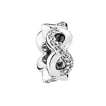 Pandora oändlig kärlek charm - 792101CZ