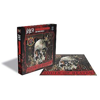 Slayer - south of heaven 500pc puzzle